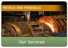 Metals and Minerals Testing